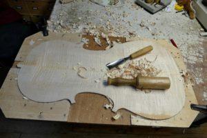 Een belangrijk deel van het hout is nu verwijderd